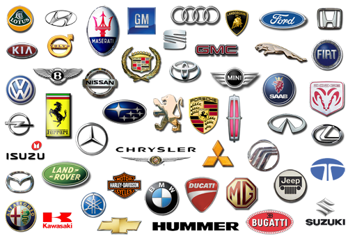 Car Manufacturer Logos And Names >> Car Logos And Their Names List | Joy Studio Design Gallery - Best Design